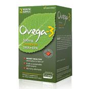 Ovega-3 Vegetarian Omega-3, 60 Softgels, i-Health, Inc.