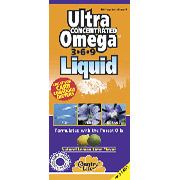 Ultra Omega 3-6-9 Liquid 8 oz, Country Life
