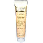 ADE Cream, Vitamin A, D & E Cream, 2 oz tube, Carlson Labs
