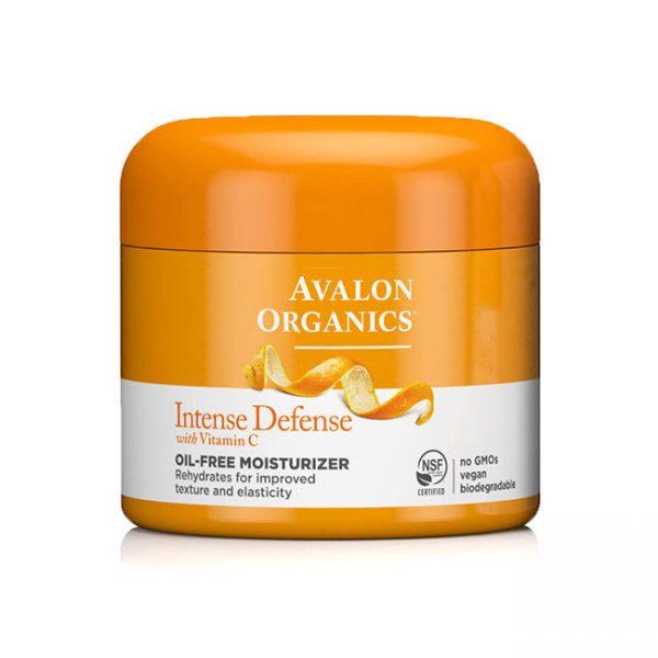 Vitamin C Rejuvenating Oil-Free Moisturizer 2 oz, Avalon Organics