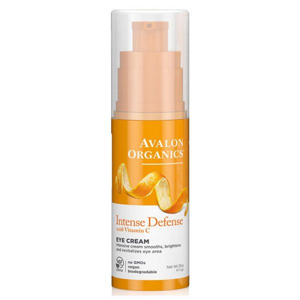 Vitamin C Revitalizing Eye Cream 1 oz, Avalon Organics