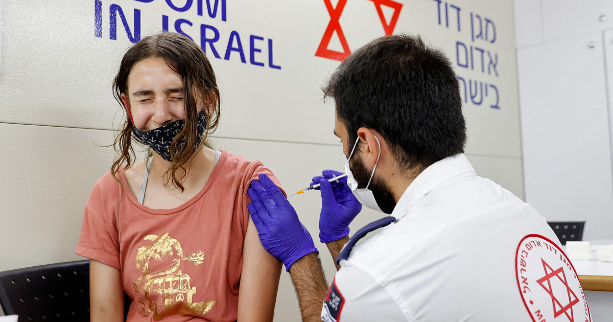 Israel sees drop in Pfizer Covid vaccine safety, nonetheless sturdy in extreme sickness