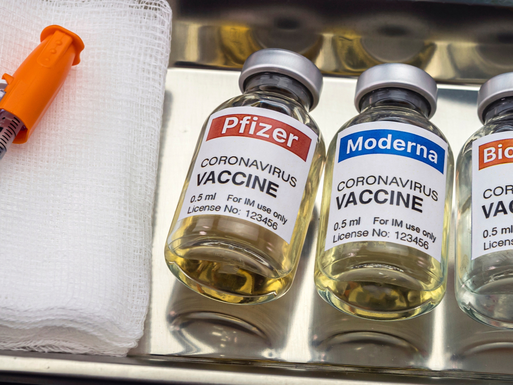 Can the Pfizer or Moderna mRNA COVID Vaccines Have an effect on Your Genetic Code?