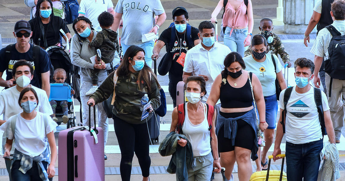 """CDC says """"pivotal discovery"""" about delta variant prompted new masks steering and urges common masking in some locations"""
