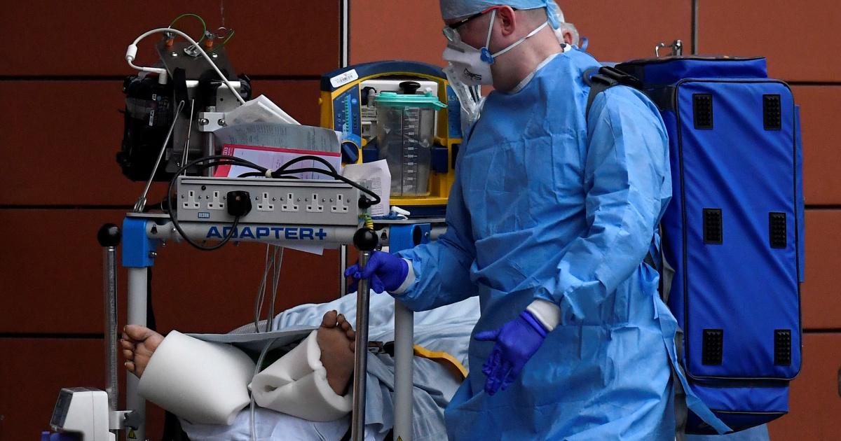 Delta variant doubles COVID hospital danger: Examine   Coronavirus pandemic Information