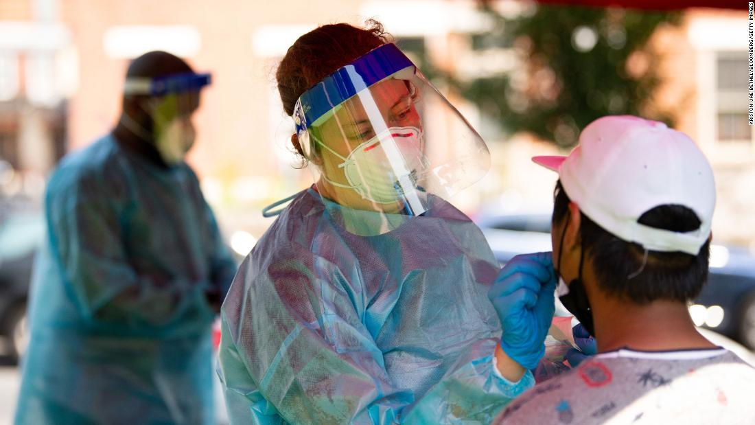 US coronavirus: Surgeon normal worries about complacency on Covid-19 as instances surge and vaccinations lag