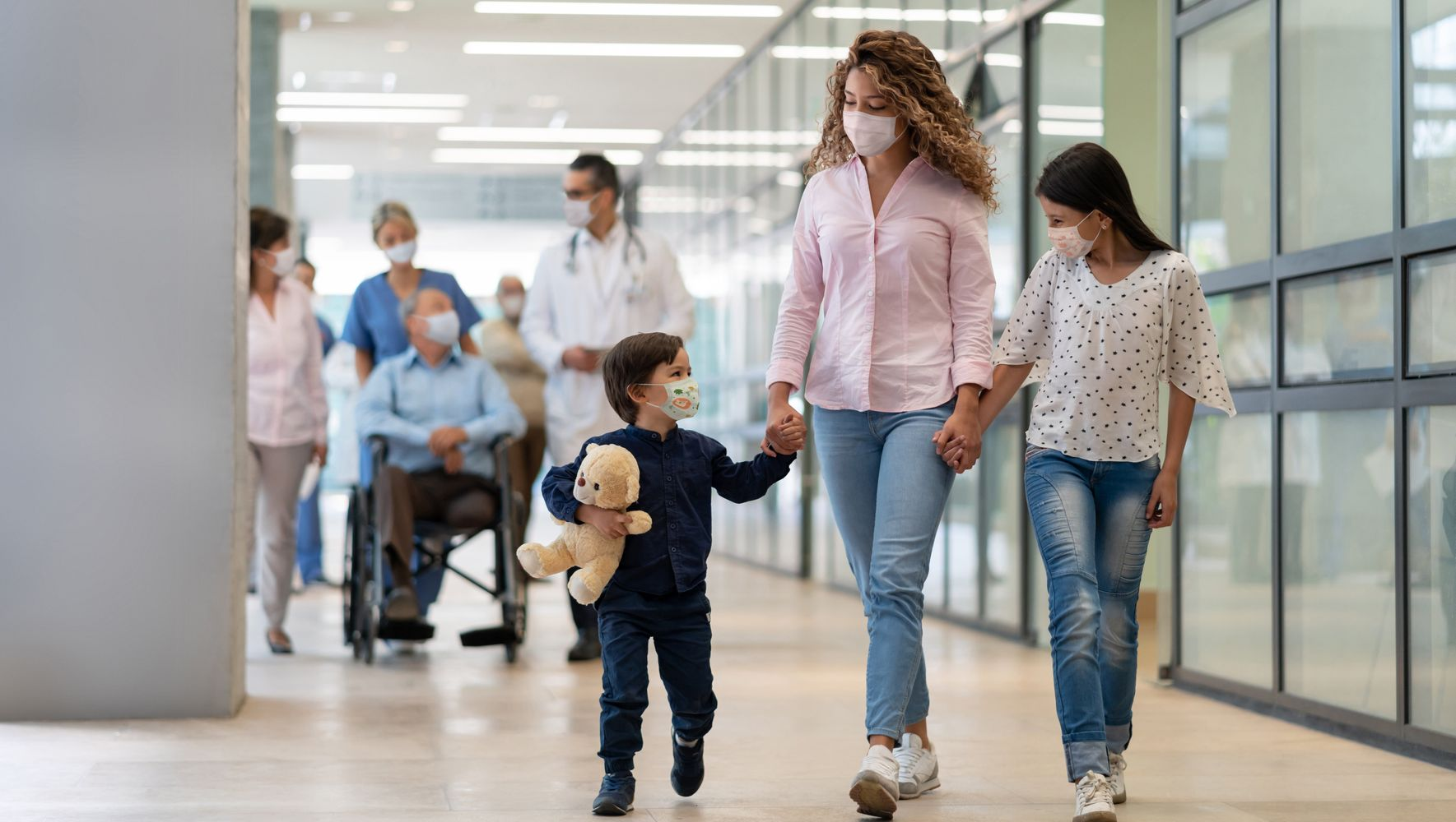 Pediatrician Says She's Extra Frightened Than Ever About Kids Amid Delta Surge