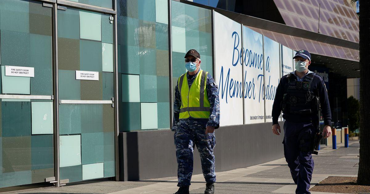 Sydney suffers worst pandemic day as lockdown nears six weeks