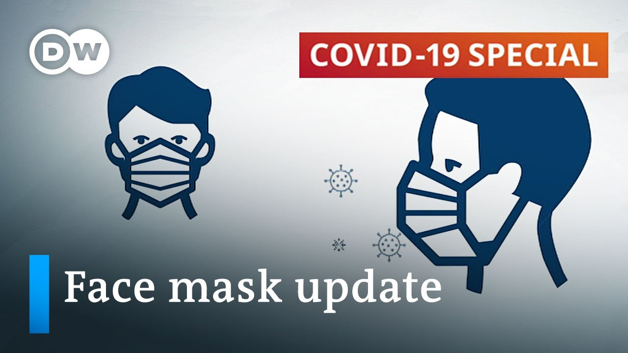 Masks replace: How efficient are face masks in stopping the unfold of viruses?   COVID-19 Particular – DW Information