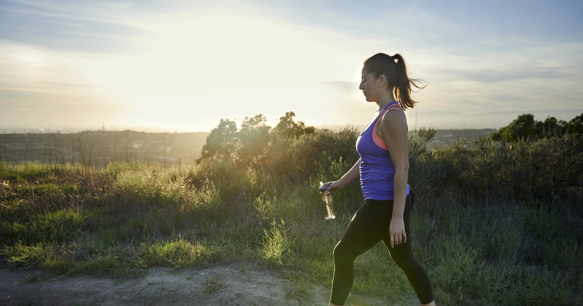 What number of steps a day must you take? Examine finds 7,000 can go a good distance