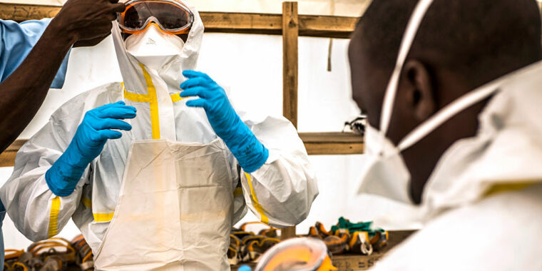 Latest Ebola outbreak emerged from somebody contaminated 5 years earlier
