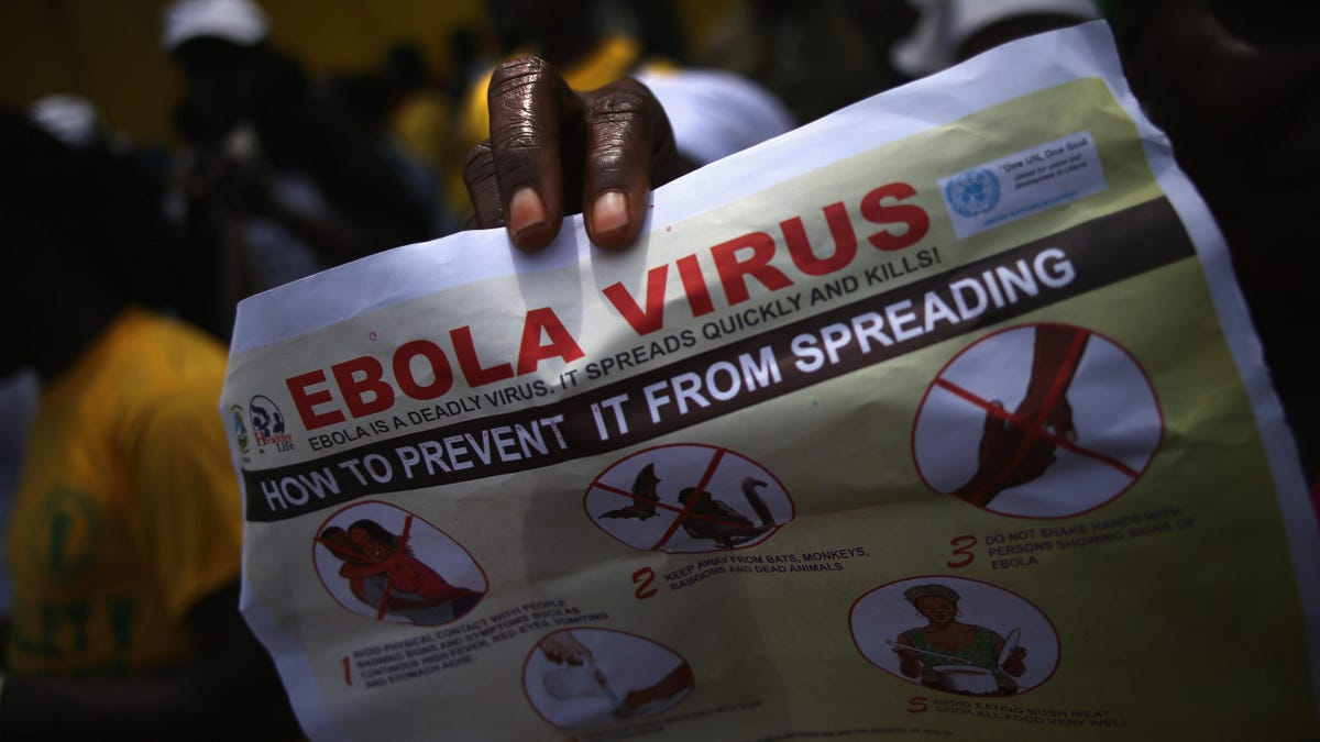 Ebola Can Conceal in People for Years Earlier than Killing Once more, New Analysis Finds