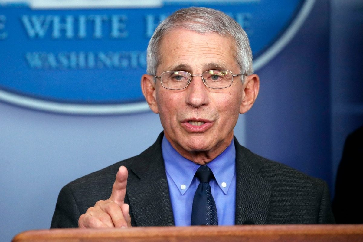 Positive Indicators You Could Have Had COVID, Dr. Fauci Warns