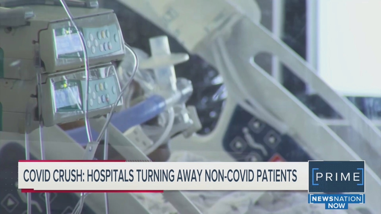 Alabama man dies after 43 hospitals with full ICUs turned him away; household urges COVID-19 vaccines