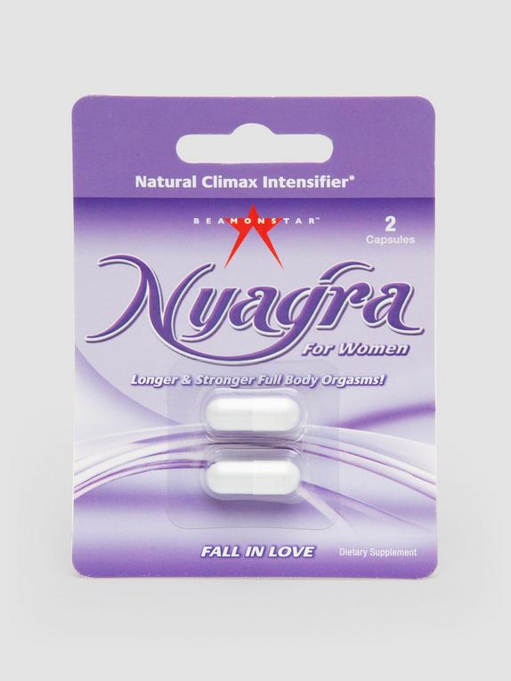 Nyagra Natural Complement for Ladies (2 Drugs)